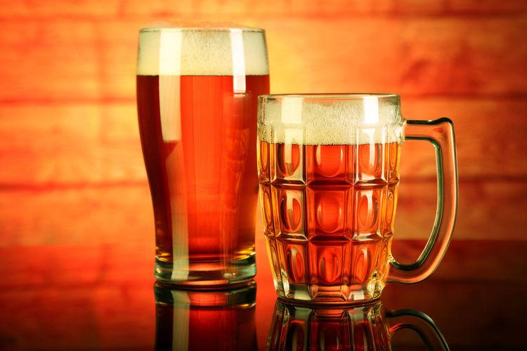 Two Beer Mug /