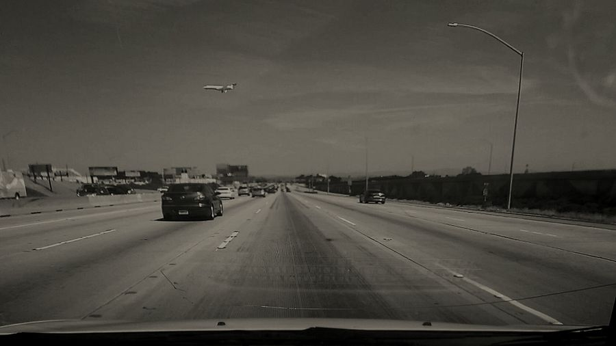 EyeEm Best Edits Eye4photography  Driving Around 405 Freeway EyeEm Best Shots - Black + White Taking Photos