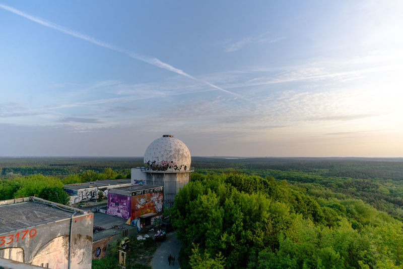 Teufelsberg Berlin Abandoned Abandoned Buildings Abandoned Places Architecture Architecture_collection Berlin Berlin Photography Berliner Ansichten Cold War Relic Germany Grunewald History Listening Station Military Mountain No People NSA Nsa Field Station Observation Sunset Surveillance Teufelsberg Berlin Teufelsbergberlin View West Berlin