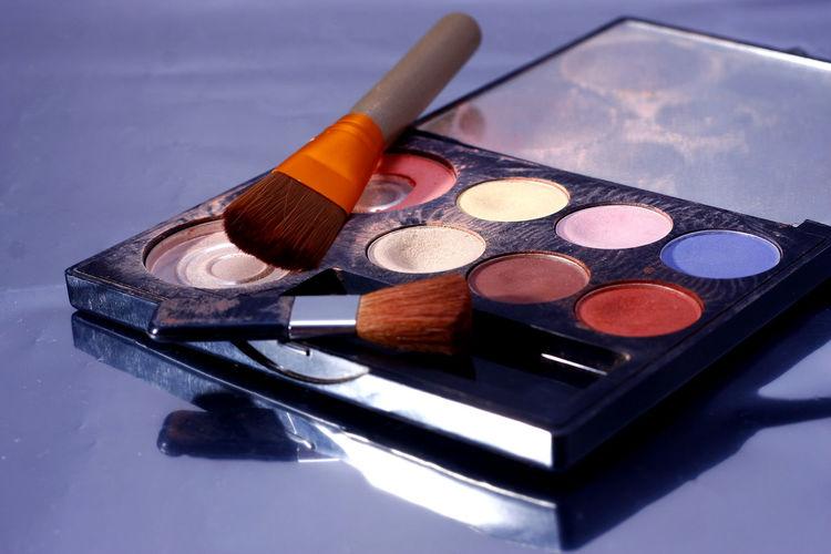 face make up palette Eyelash Human Lips Red Lipstick Glitter Beauty Mascara Lip Gloss Body Care And Beauty Make-up Eye Make-up Face Powder Blush - Make-up Make-up Brush Stage Make-up