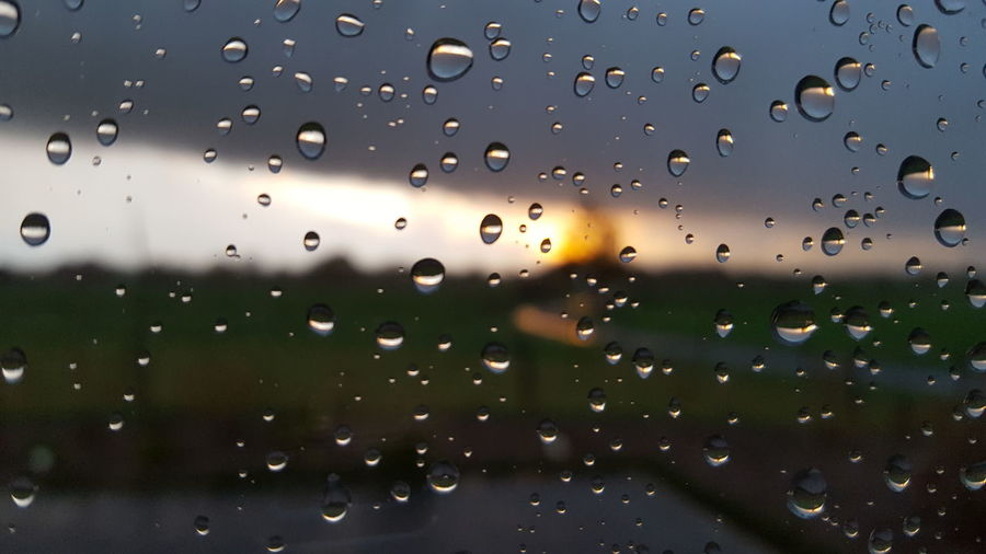 Backgrounds Drop Abstract Window Full Frame Close-up Indoors  No People Defocused Water Freshness Day Nature Sky First Eyeem Photo Be. Ready. EyeEmNewHere