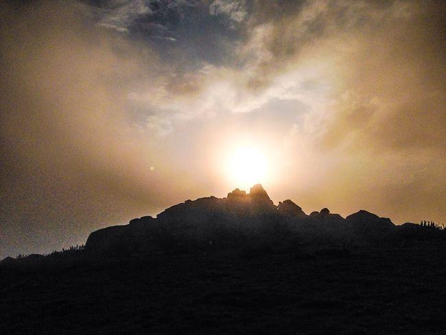 Черни връх 2290 м.