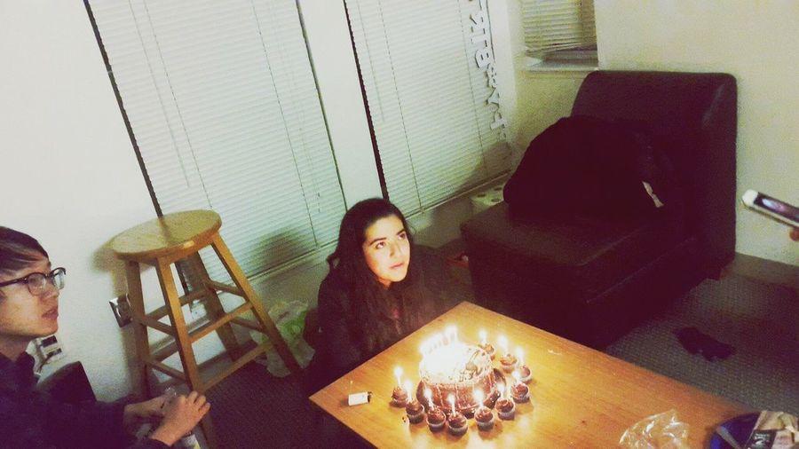 Birthday girl!! 21 Legal