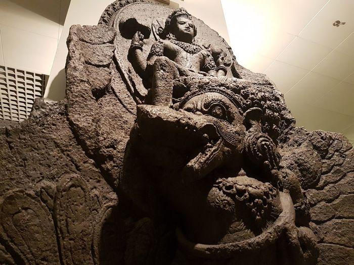 Garuda Wisnu Vishnu Garuda Wisnu Kencana Ancient No People Ancient Civilization Close-up Day Museum History