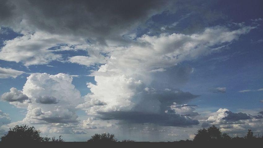 Storm Clouds Clouds