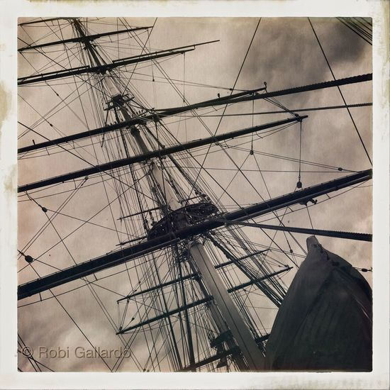 Cutty Sark Low Angle View Nautical Vessel Mast Tall Ship Rigging Sailing Ship IPhoneography London AMPt_community Been There. Eyeem_philippines Iphone6plus NEM Submissions History Shootermag Eyeem Philippines Theappwhisperer Mobilephotography Iphonephotography EyeEm Best Shots