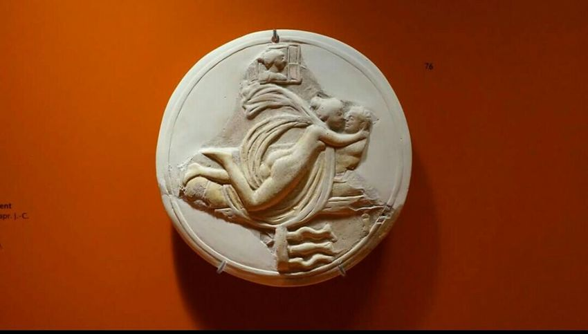 The Loving Beautiful Visiting Museum Roman Museum Museum Love ♥