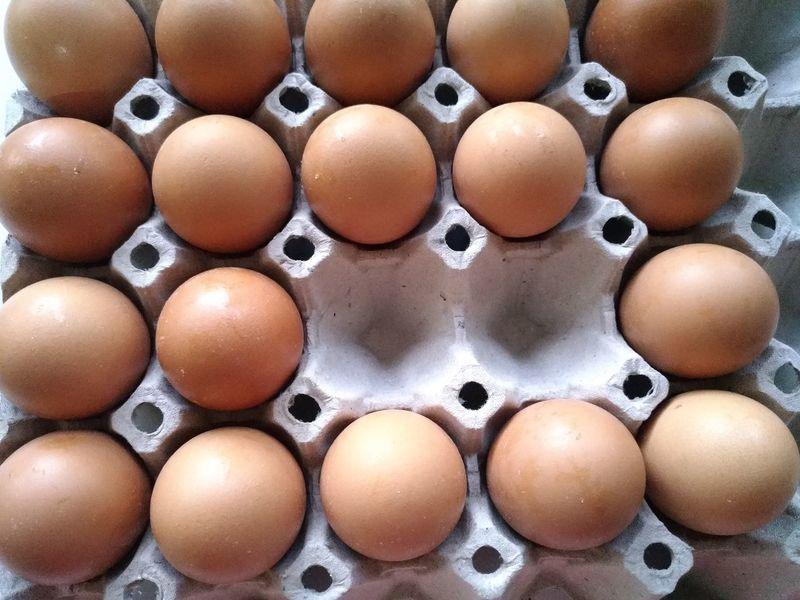 Who pick up.... Hen Eggs Showphotography Close-up Browne Eggs Eggshell For Sale Eggcup Market Stall Display Animal Egg Egg Yolk Market Arrangement