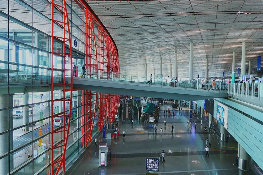 China Photos Airport In The Terminal Snap Travel Amazing Architecture Fresh Scent From My Point Of View Light And Shadow Streamzoofamily