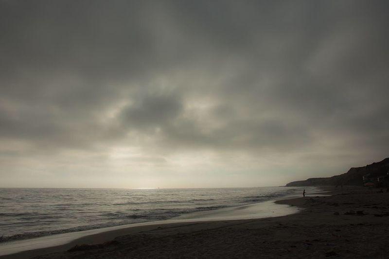 Crystal Cove Beach California Sky And Clouds Skyporn Pacific Ocean Cali California Coast California Dreaming Silhouette Californication