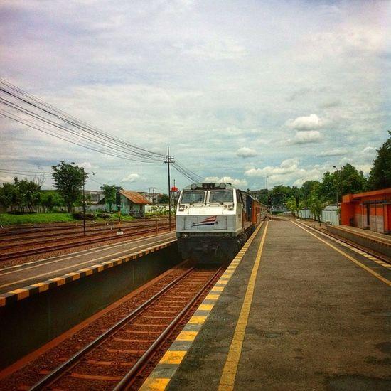 Krakatau Keretapi Jogjaart Streetphoto Streetgraph
