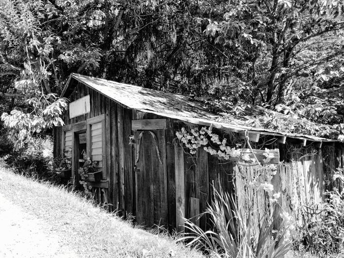 Old Country Store... Built Structure No People In The Rurals Out In The Country Old Country Store Black And White Photography Building Exterior Gravel Road EyeEm Nature Lover EyeEm Best Shots EyeEm Gallery Cell Phone Photography