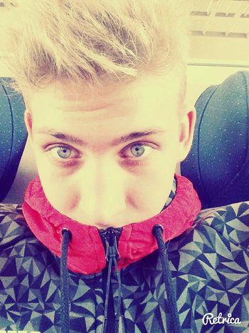 Selfie ✌ Enjoying Life Taking Photos Bleu Eyes ❤❤