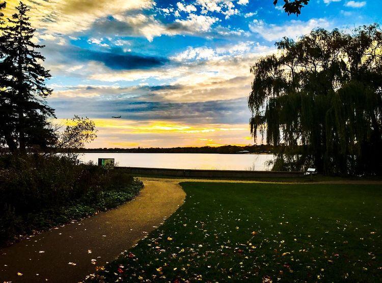Scenics Beauty In Nature Sunset Nature No People Tranquility Autumn Landscape_photography Shootermag Eyeemphotography EyeEmBestPics Eye4photography  Minnesotaphotographer EyeEm Best Shots