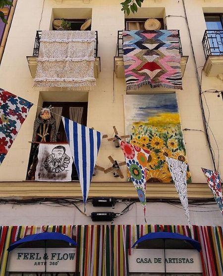 Detodounpoco 37 Grados Barrio De Las Letras Callejeando