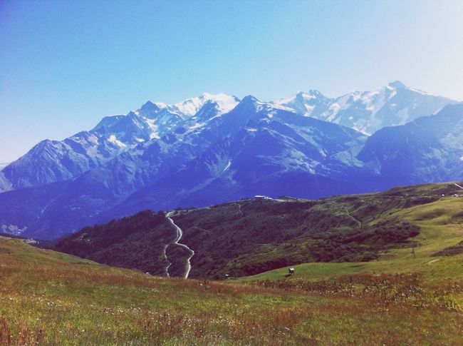 Walk This Way Where Are You Going? Le Mont Blanc
