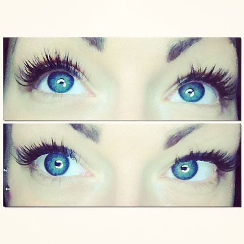 Just hot my lashes on at @eyemazinglashes ???? Lashes Exstensions Minklashes