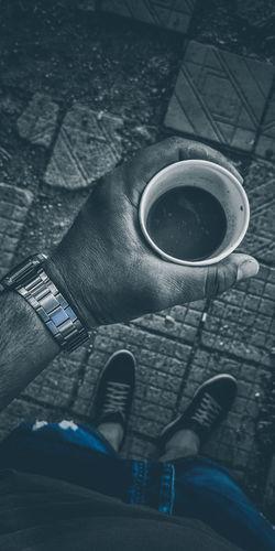 watch coffee
