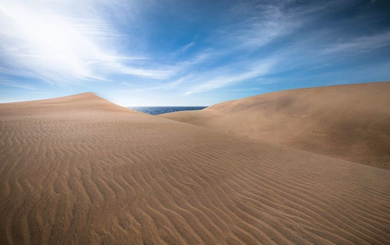 Dunes and the