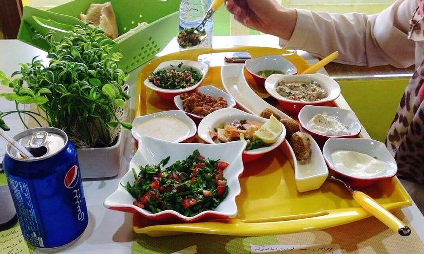 Vegetarian Food Vegetarian Dish Healthy Food Salat Delicious ♡ Tasty😋