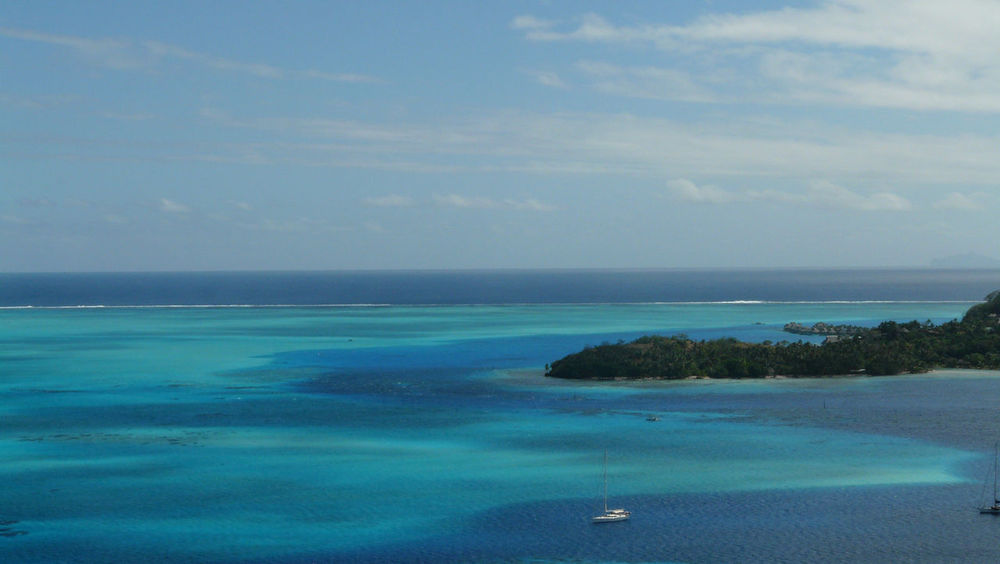 Fakarava French Polynesia Fakarava Beach Beauty In Nature Blue Day Horizon Over Water Landscape Nature No People Outdoors Scenics Sea Sky Tranquil Scene Tranquility Water Cloud - Sky Sky Only Yachting Yacht Dalmatia Region - Croatia Boat Captain Adriatic Sea