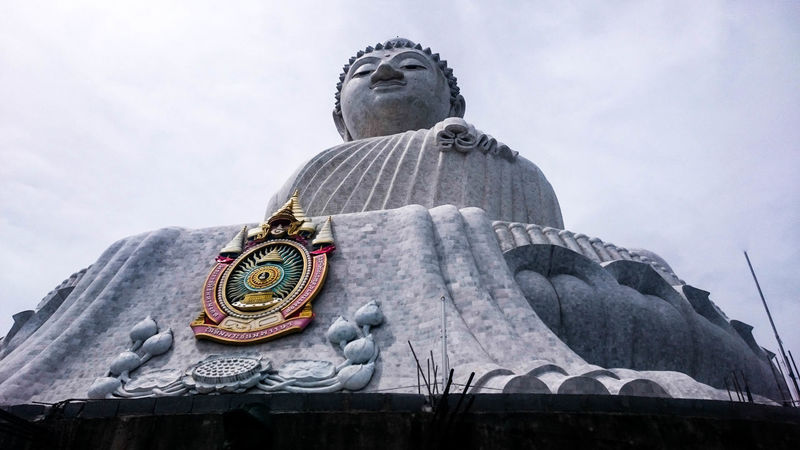Ancient Big Buddha Big Buddha Temple Big Buddha, Thailand Buddhism Day No People Outdoors Statue EyeEmNewHere