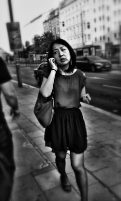 Streetphotography Blackandwhite Mobile Love