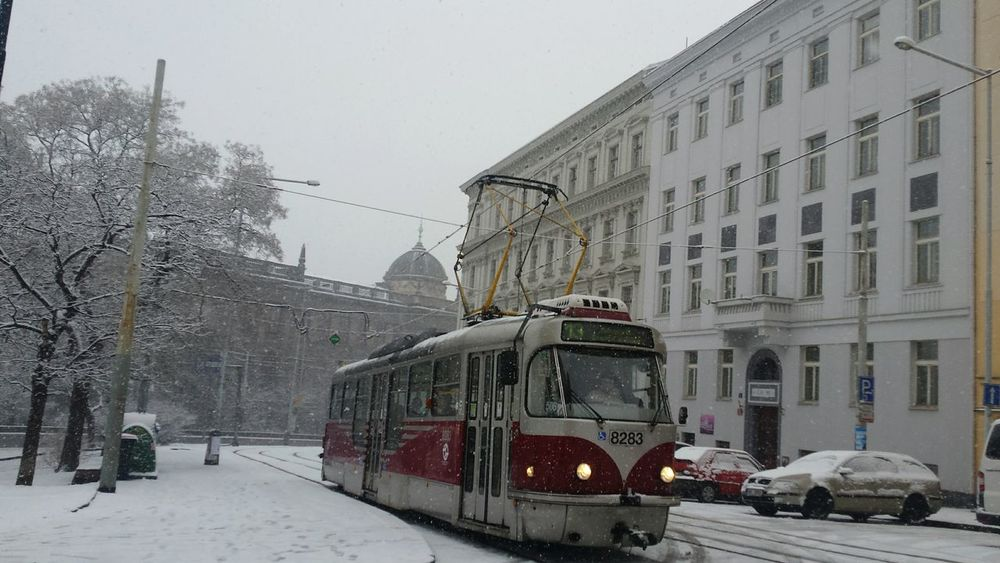 Streetphotography Prague Urbanphotography No Filter, No Edit, Just Photography Mobile_photographer Samsung Galaxy S4 Interrail2016 Showcase: February Snowy Days... Ontheroad Interraieu Czech Republic