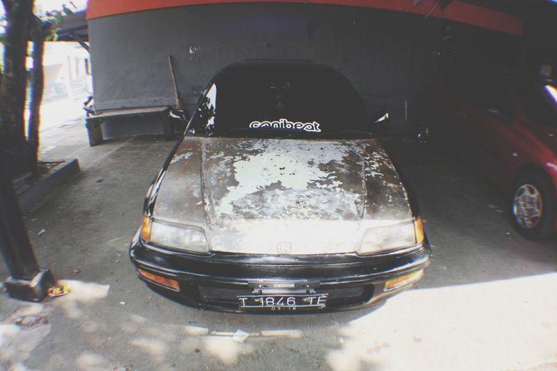 ma car's Car Honda Civic Wonder SH3 Modification Hellaflush