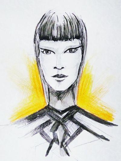 Drawing Creative Art ArtWork Fashionillustration Illustration Fashion MyArt
