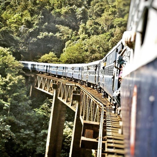 SouthernRailways Indianrailways Mobilephotography Traintravel ShiradiGhat Blastfromthepast LGG2 Train Rail Hillstation Snapseed Konkanrailway