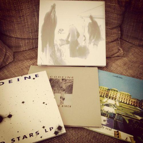 Die Familie hat Nachwuchs bekommen. #vinyl #codeine Vinyl Codeine