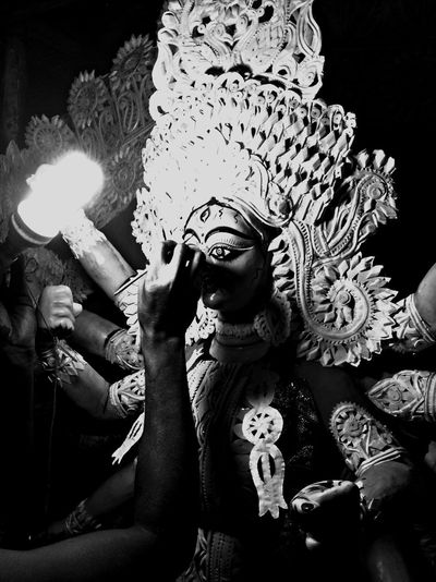 Statue Religion Spirituality Sculpture Night Indoors  No People Close-up Real People Travelling Photography Backgrounds Outdoors Photos Around You Travelgram Wallpaper India Travel Photography Picoftheday City Women Lifeporn Nikonphotography Travel Destinations