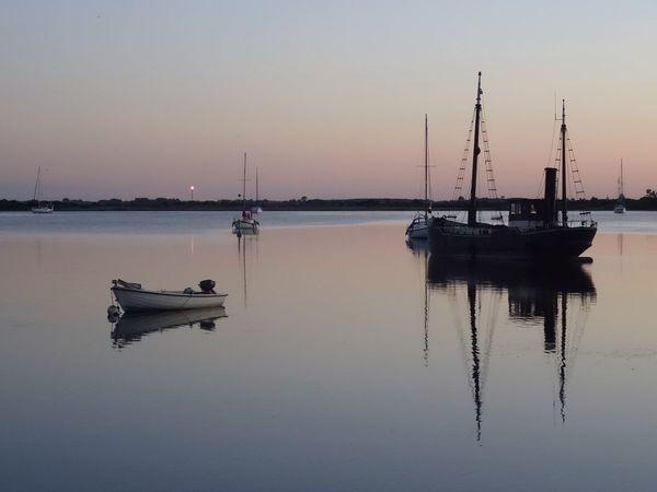 Lauwersmeer Blue Hour