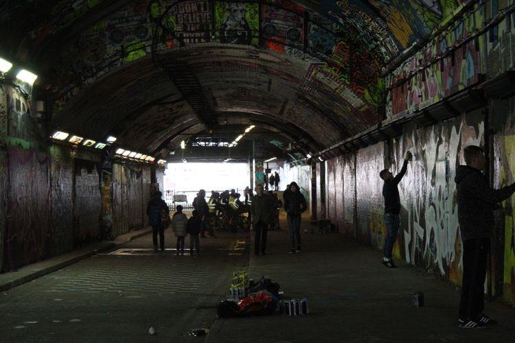Hidden Gems  Waterloo Station Tunnel