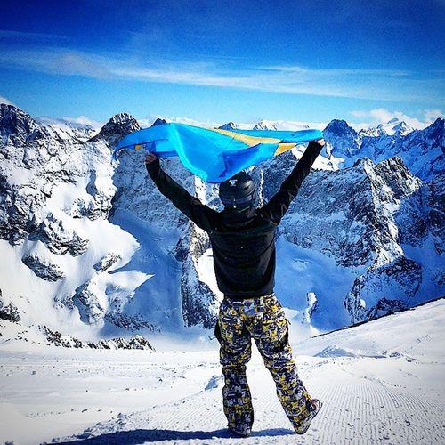 Les2alpes Ski France Alps Mountain Sekler Seklerland Szekely