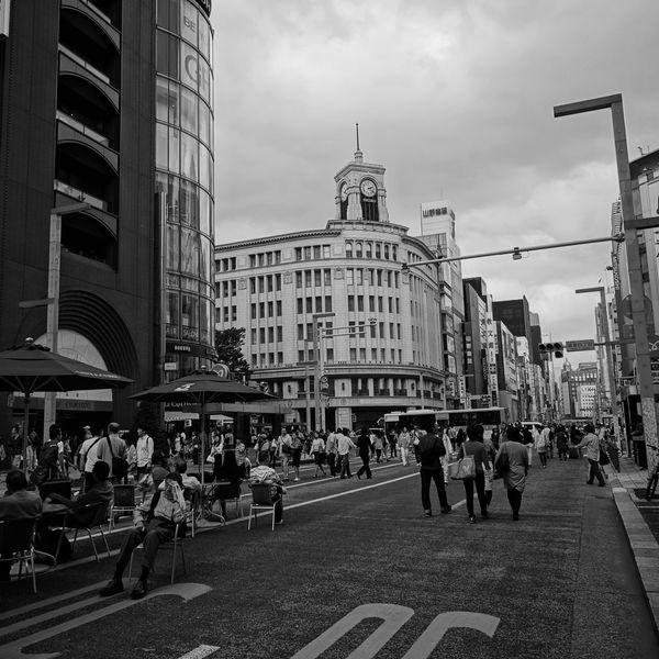 Streetphoto_bw Monochrome Urban Escape Cityscapes