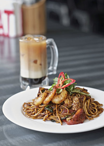 Mee Goreng Stir Fried Noodles Asian Food Chilli Chilli Noodles Chilli Stir Fry Delicious Dinner Focus On Foreground Food Food And Drink Gourmet Indulgence Lunch Malaysian Food Meal Mee Goreng Noodles Plate Prawns Selective Focus South East Asian Food Stir Fry Stir Fry Noodles Stir Fry Noodles Prawns White Plate Yummy First Eyeem Photo