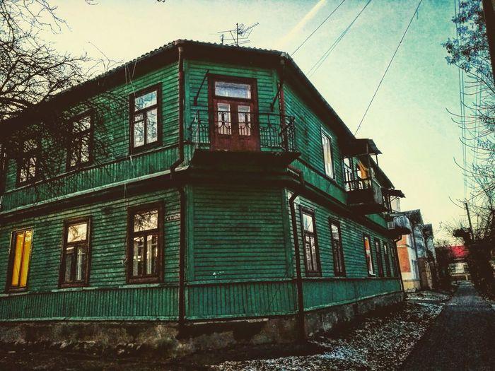 Brest Architecture Built Structure No People Sky Building Exterior Green Color December 2016 Belarusgram Brestgram