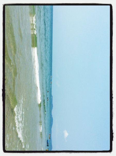 On the Beach Sea Beach