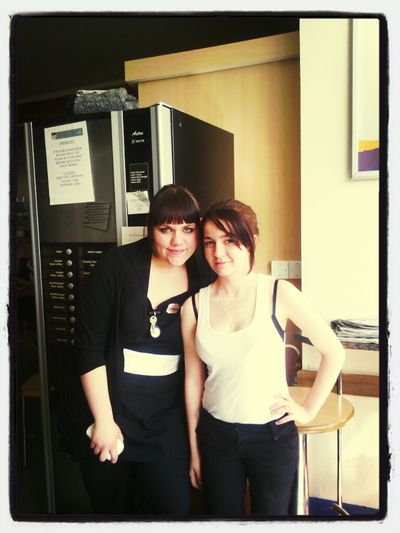 Amber And Meee ♥
