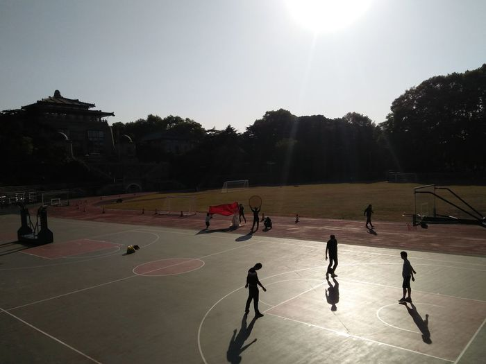 Sport Playing