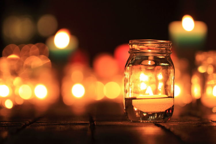 EyeEm Best Shots Candle キャンドルナイト 西梅田 Night Nightphotography Capture The Moment