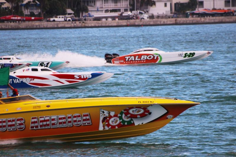 Boat Boats Key West Malory Square Motor Boat Motorboat Nautical Vessel Ocean Power Boats Racing Racing Boat Water