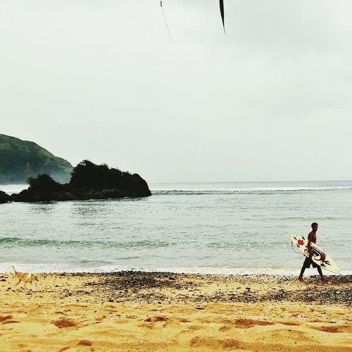 Surf Puraran Beach Beach Catanduanes Eyeem Philippines Philippines