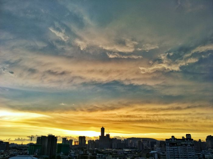 Sky Sunset⛅