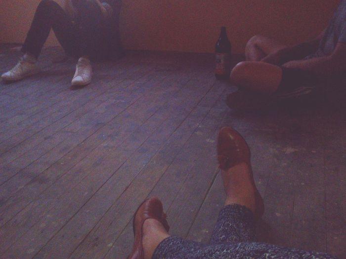 Adoro las tardes con los chicos 🌈💜👌 Sunset GoodTimes TijuasStyle