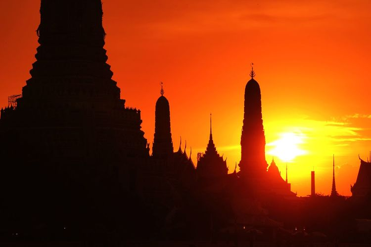 culture Cityscape Beauty City Skyscraper Place Of Worship Arrival Pagoda Buddhist Temple Dramatic Sky Atmospheric Mood Civilization