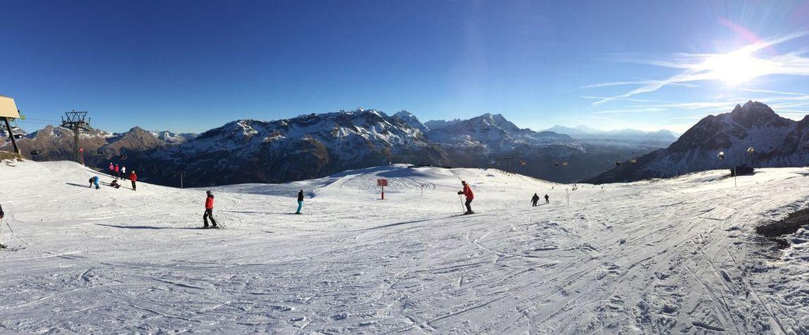 Engadina Relaxing Emotions Skiing Gopro Beautiful Beahero Svizzera