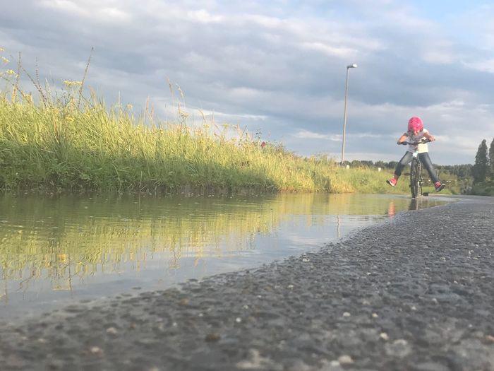 Bicycle Cloud -